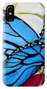 Blue Beauty IPhone Case