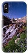 Blue Bell Falls IPhone Case
