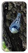 Blue Bird 1 IPhone Case