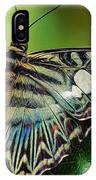 Blue Clipper - Looking Up IPhone Case