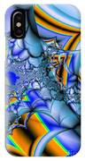 Blue Complimentary IPhone Case