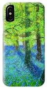 Blue Dawn IPhone Case