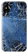 Blue Enmeshed IPhone Case