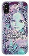 Blue Fairy Princess IPhone Case