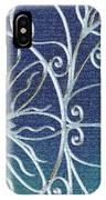 Blue Gate Mosaic IPhone Case