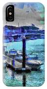 Blue Harbour IPhone X Case