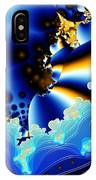 Blue Hue IPhone Case