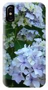 Blue Hydrangeas Art Prints Hydrangea Flowers Giclee Baslee Troutman IPhone Case