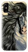 Blue Ice - Mustang IPhone Case