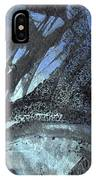 Blue Ice Pond 1  IPhone Case