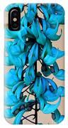 Blue Jade Strand IPhone Case
