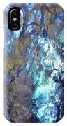 Blue Lightation IPhone Case