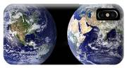 Blue Marble Composite Images Generated By Nasa IPhone X Case