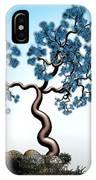 Blue Math  Tree 2 IPhone X Case