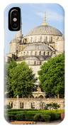 Blue Mosque IPhone Case