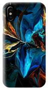 Blue Mystery 062915 IPhone Case