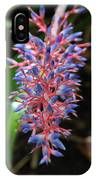 Blue Red Plant IPhone Case