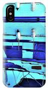Blue Reflection IPhone Case