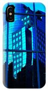 Blue Reflections ... IPhone Case