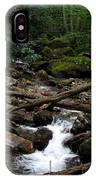 Blue Ridge Brook IPhone Case