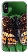 Blue Ridge Butterfly IPhone Case