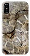 Montreat Water Snake IPhone Case