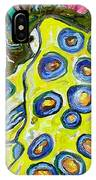 Blue Ringed Octopus IPhone Case