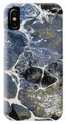 Blue Rock One IPhone Case