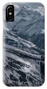Blue Rockies IPhone Case
