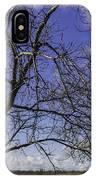Blue Sky December IPhone Case