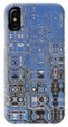 Blue Sky Quilt IPhone Case