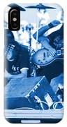 Blue Skynyrd Smoke IPhone Case