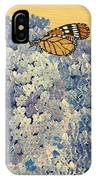 Blue Splendor IPhone Case