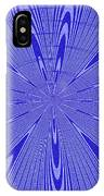 Blue Star Janca Abstract IPhone Case