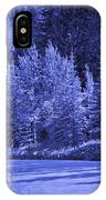 Blue Vail IPhone Case