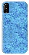 Blue Water Patchwork IPhone Case