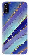 Blue Yucca IPhone Case