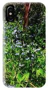 Bluebell 23 IPhone Case