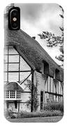 Bluebell Cottage Micheldever IPhone Case