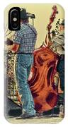 Bluegrass Evening IPhone Case
