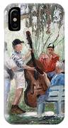 Bluegrass In The Park IPhone Case