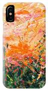 Bluegrass Sunrise - Desert A-left IPhone Case