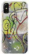Blues And Rock IPhone X Case