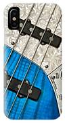 Blues Bass IPhone Case