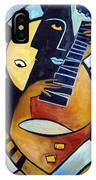 Blues Guitar IPhone Case