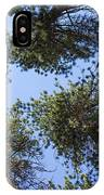 Bluff Lake Forest 2 IPhone Case