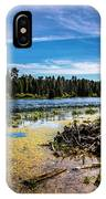 Bluff Lake  IPhone Case
