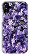 Bluish Carpet IPhone Case