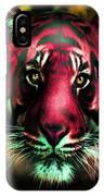 Blushing Tiger IPhone Case