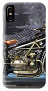 Bmw Vintage Motorcycle IPhone Case